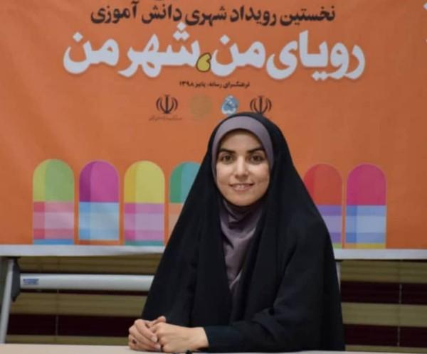انتصاب اولین معاون زن در شهرداری رفسنجان