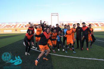 پیروزی پر گل مس رفسنجان مقابل ملوان انزلی + عکس