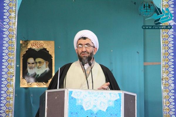 حجت الاسلام رمضانی پور از مردم رفسنجان خداحافظی کرد/یک سال پیش تقاضای رفتن دادم