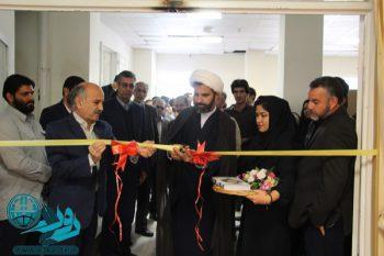 افتتاح پنجمین نمایشگاه کتاب دانشگاه ولیعصر+تصاویر