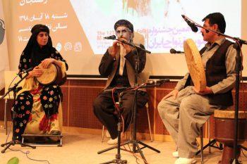 برگزاری جشنواره موسیقی نواحی ایران در رفسنجان+تصاویر
