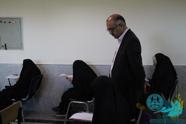 شرکت ۴۶۹ نفر از رفسنجان و انار در مسابقه بزرگ حفظ قرآن+تصاویر