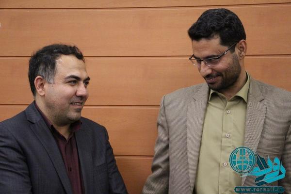گزارش تصویری تکریم و معارفه دادستان رفسنجان