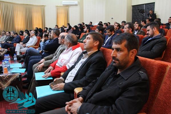همایش روابطعمومیهای شهرستان رفسنجان برگزار شد+تصاویر