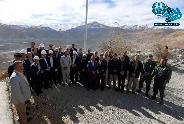 بازدید ۱۵ سفیر ایران در کشورهای خارجی از ظرفیتهای رفسنجان