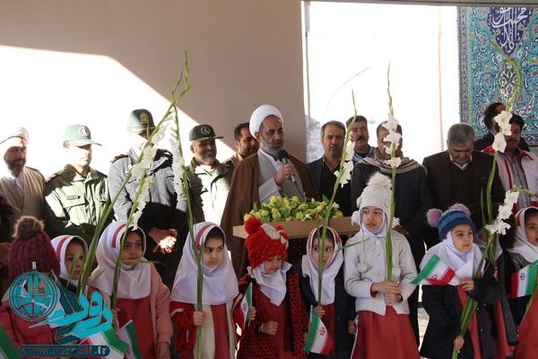 آغاز چهل و یکمین سالگرد پیروزی انقلاب در رفسنجان+تصاویر