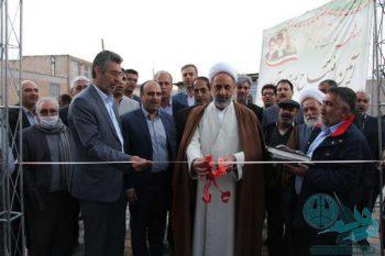 افتتاح پروژههای شهرداری رفسنجان به مناسبت دهه فجر