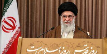 مشروح سخنرانی رهبر معظم انقلاب در روز قدس