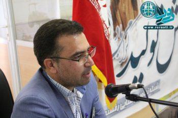 رئیس اداره تعاون روستایی رفسنجان معرفی شد + عکس