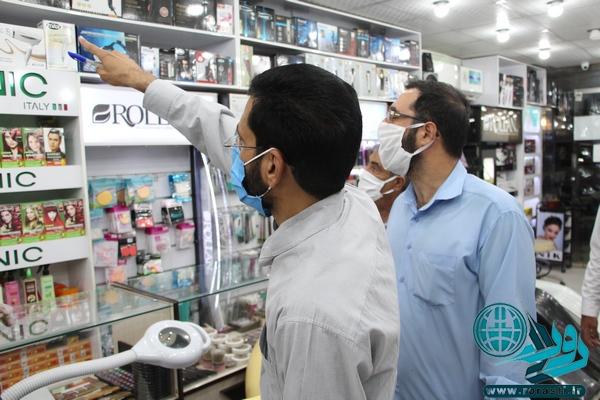 اسامی ساندویچی ها و مراکز خرید دارای وضعیت قرمز در رفسنجان اعلام شد