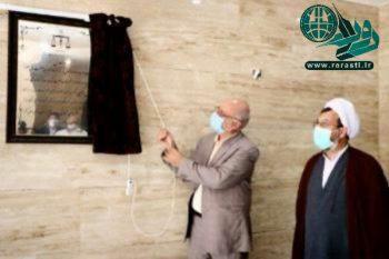 بهره برداری از ساختمان پزشکی قانونی رفسنجان