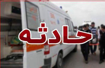 ۶ کشته و زخمی بر اثر برخورد ۲ موتورسیکلت در رفسنجان