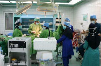 اعضای مرد ۴۱ ساله اناری نجات بخش جان سه بیمار شد
