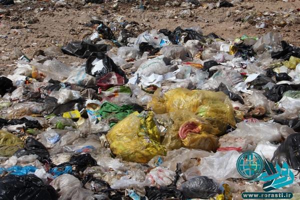 ماجرای کلیپ زباله های عفونی در رفسنجان؛ تأیید شد
