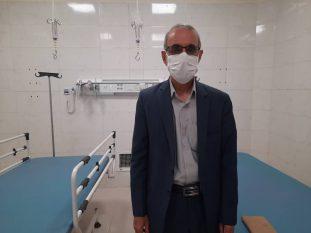 تخت های آی سی یو در رفسنجان پر شد/انتقال بیماران بدحال به سالن بحران