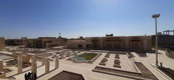 احداث بزرگترین مجموعه فرهنگی، ورزشی و گردشگری خاورمیانه در رفسنجان