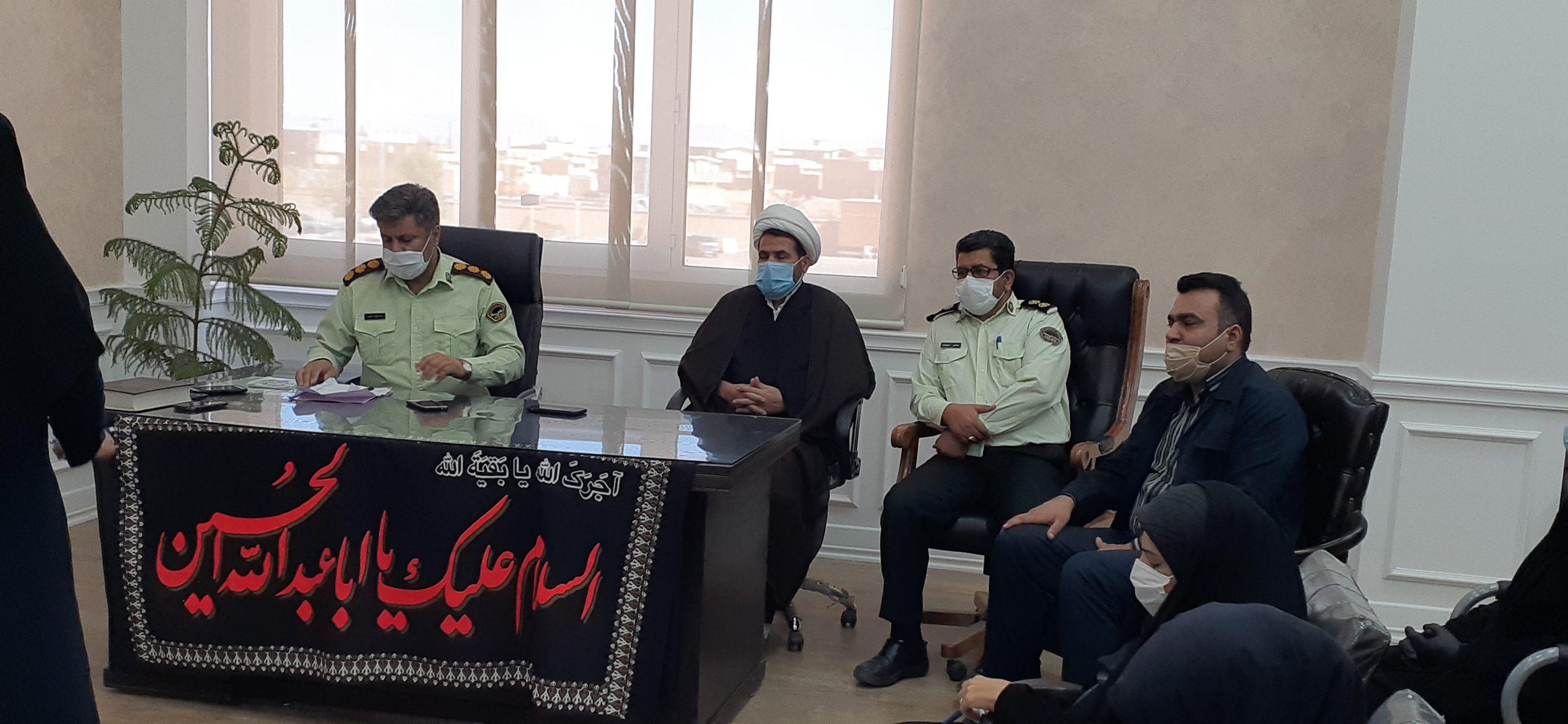 سارقان ۷۰۰ راس دام در دام پلیس رفسنجان