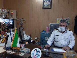 ضرورت رعایت پروتکل های بهداشتی در مراکز خدماتی پلیس