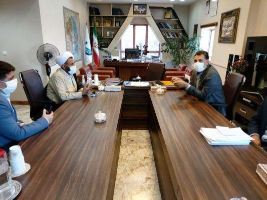 پیگیری مسائل رفسنجان و انار در سفر یک روزه حجت الاسلام جلالی به مرکز استان