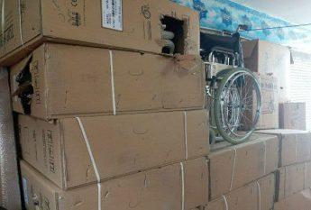 کمک ۵۰۰ میلیون ریالی مس به معلولان رفسنجان/بلندی:هنوز کسری داریم