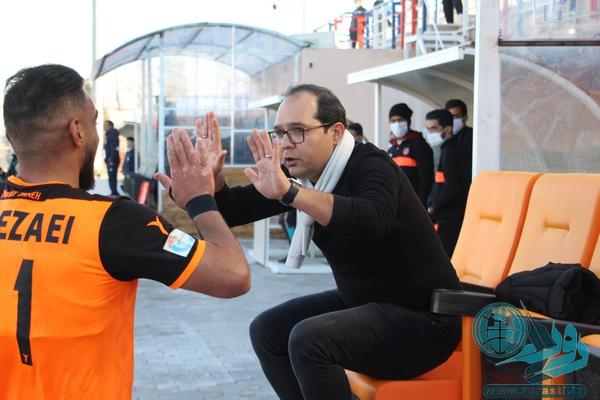 باخت خانگی مس رفسنجان در بازی جنجالی مقابل سپاهان+تصاویر