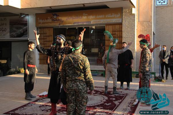 آغاز به کار دومین جشنواره ملی «سردار آسمانی» در رفسنجان+تصاویر