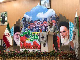 برگزاری یادواره شهدای دانش آموز و فرهنگی استان کرمان در رفسنجان