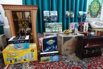 اهداء ۲۳ سری جهیزیه به مددجویان بهزیستی رفسنجان