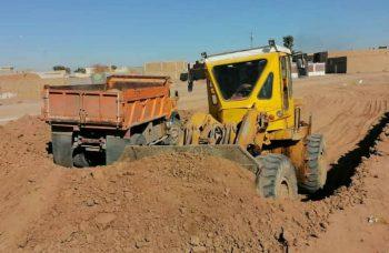 آغاز عملیات اجرایی پروژه مسکونی خیریه کوثر در رفسنجان