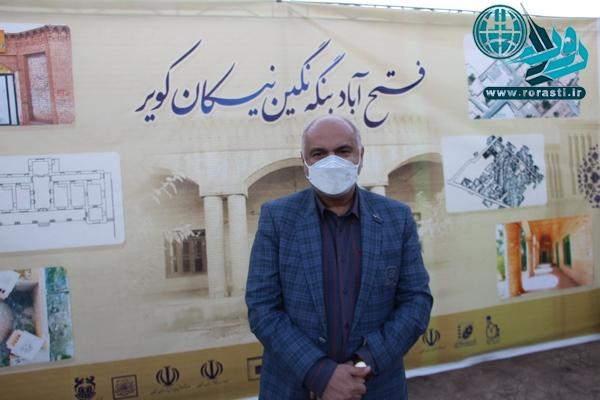 اختلاف نظر متولیان در مورد خانه حاج آقاعلی به ضرر گردشگری است