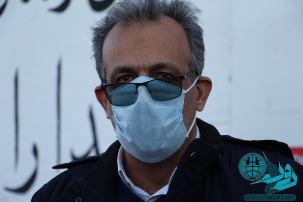 افتتاح سالن انتظار خیرساز ندامتگاه رفسنجان