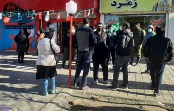 بازگشایی مجدد فروشگاه متخلف در رفسنجان