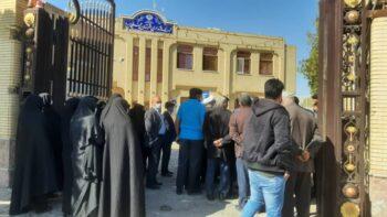 قفل «سیاسی کاری» بر پروژه آبرسانی به روستاهای نوق/حجت الاسلام جلالی: تأخیر در اجرای پروژه به صلاح نیست