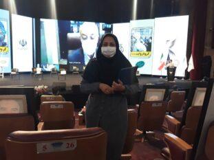 کسب رتبه اول عکاسی رویداد ملی «کرونا روایت » توسط خبرنگار رفسنجانی