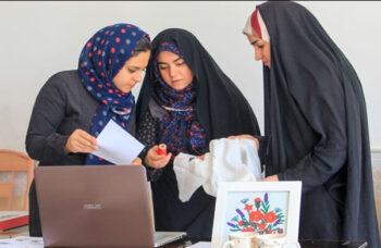 زینب کبیریان: هدفم احیای صنایع دستی زنانه در رفسنجان است