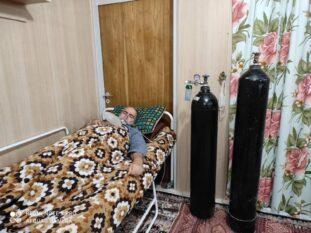 نفس گرم بیماران کرونایی زیر چتر بسیج جامعه پزشکی رفسنجان