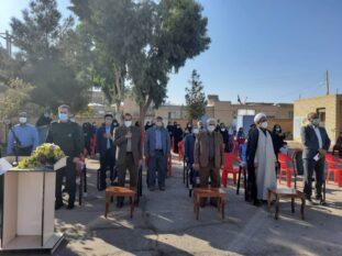 آیین بازگشایی «مدارس» در رفسنجان برگزار شد